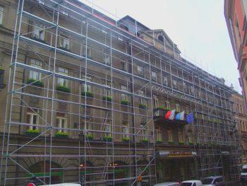Rusztowania ramowe Kraków